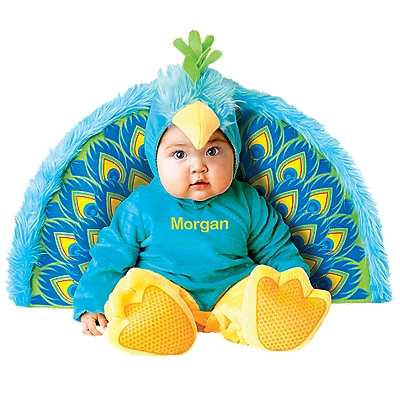 I just wonder if the baby can fit in the stroller while trick-or-treating with that big peacock tail! ? Peacock · Flower Costume  sc 1 st  Rockinu0027 Mommies - Typepad & 10 Cute (and original) Halloween Costumes for 2012 - Rockinu0027 Mommies